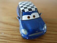 Becky Wheelin - Blue Mini Disney Pixar Cars Diecast Mattel 1:55