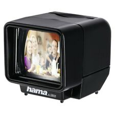 Hama DB54 Slide Viewer 2.5x for 5x5cm Slides, Battery powered, New
