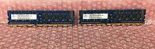Nanya 4GB (2x2GB) PC3-10600 DDR3 Desktop Memory RAM NT2GC64B88G0NF-CG