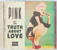 PINK -The Truth About Love CD 2013 (NEW) Feat: Nate Ruess/Lily Allen/Eminem