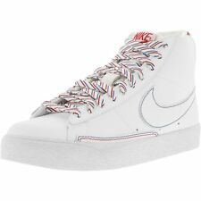 NEW WOMENS NIKE BLAZER HIGH BASKETBALL SHOES - 7.5 / EUR 38.5 - AUTHENTIC CASUAL