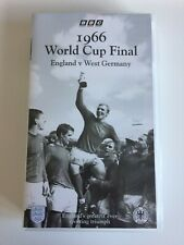 Classic The World Cup Final 1966 England VS West Germany VHS Video Tape