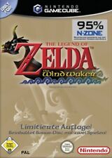 GameCube Legend of Zelda: Wind Waker [edición limitada incl. Bonus Disk] con embalaje original