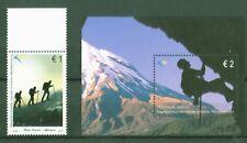 Kosovo 2014 - Sport Alpinismus Bergsteigen Mountaineering - Nr. 273 + Block 26