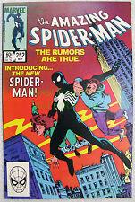 Amazing Spider-Man #252 1984 1st Black Suit ASM - KEY ISSUE Excellent BIG PICS!