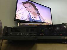 New listing Jvc Super Vhs Hi-Fi Recorder With Audio Dubbing Hr-S65000U Works Great