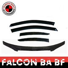 Bonnet Protector, Weathershields Ford BA BF Falcon XT XR6,8  Fairlane Fairmont