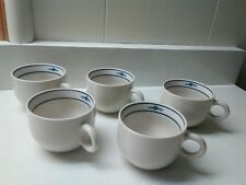 Epoch New Stockholm Set of 5 Coffee/Tea Cups Exc Cond.