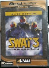 SWAT 3 Close Quarters Battle Elite Edition for PC From Sierra