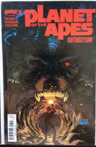 Boom Studios Planet of the Apes Cataclysm Comic  # 7A 2012 VF