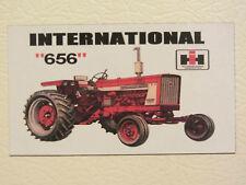 IH 656 Fridge/tool box magnet