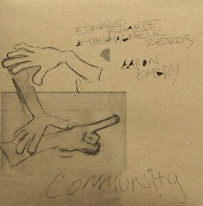 Edward Sharpe & The Magnetic Zeros / Aaron Embry - Community- VINYL RECORD NEW