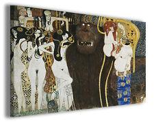 Quadro moderno Gustav Klimt vol III stampa su tela canvas pittori famosi