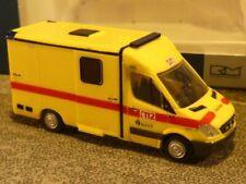 1/87 Rietze Strobel RTW Ambulance B Belgien 61795