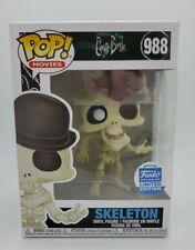 Funko Movies Corpse Bride Skeleton #988 - Funko Shop Exclusive