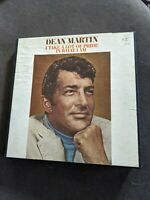 DEAN MARTIN I TAKE A LOT OF PRIDE IN WHAT I AM REEL TO TAPE 4 TRACK 3 3/4 6338