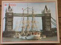 MB Voyage 3962 Tower Bridge 1000 Piece Jigsaw Puzzle Hobby