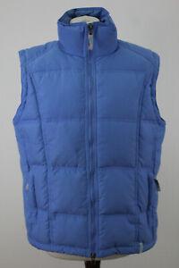 MUSTO Blue Down Vest Gilet size Uk 16