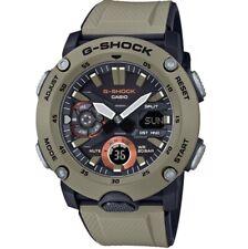 Casio G-Shock * GA2000-5A Carbon Core Guard Beige Watch for Men Ivanandsophia