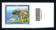 ITALIA FRANCOBOLLO TURISTICA USTICA CODICE A BARRE 1477 - 2012 nuovo**(BI11.055)