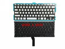 "Neuf Macbook AIR 13.3"" A1369 A1466 2011-2014 Clavier FRANCAIS keyboard+Backlight"