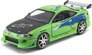 JAD97603 - Voiture de Fast And Furious Brian's MITSUBISHI Eclipse de 1995 de cou
