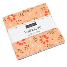 "Moda ~ Walkabout ~ Sherri & Chelsi  ~Charm Pack ~ (42)  5"" x 5"" ~100% Cotton"
