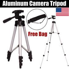 Us Universal Aluminum Camera Tripod Stand Adjustable Holder For Canon Nikon Dslr