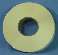 "5000 LABEL ROLL 1"" x 1.25"" White Rectangular PEEL-N-SELF-STICK Labels NEW"