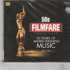 50's Filmfare Music - 50 Years Of Award Winning Music 1953-1962 [Cd]