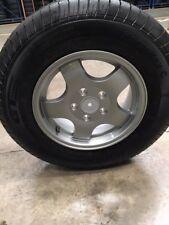 185R14 GT Tyre & Alloy Wheel Caravan