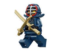 YRTS Lego Serie 15 Luchador de Kendo Figura 12 ¡New! Minifigures Minifigura