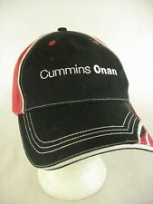 Cummins Onan Generator Strapback Adjustable Baseball Cap Hat