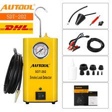 AUTOOL SDT202 Smoke Machine Diagnostic Emissions Vacuum Leak Detection Tester