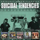 SUICIDAL TENDENCIES - ORIGINAL ALBUM CLASSICS 5 CD NEU