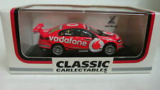 Classic Carlectables 1/64 Jamie Whincup Holden VE Commodore TeamVodafone #64202