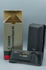 canon command back 90 Control and Data Back Original Box A1