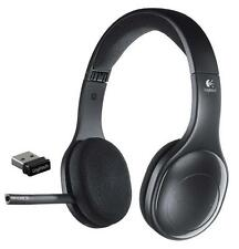 N Logitech H800 Wireless Bluetooth Headset for PC Tablets Smartphones 981-000337