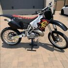 Picture Of A 1996 Honda CR 250