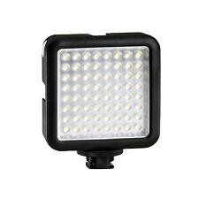 Godox LED64 Video Light 64 LED Lights for DSLR Camera Camcorder mini DVR