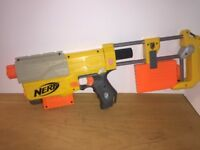 Nerf Recon CS-6 and shoulder stock