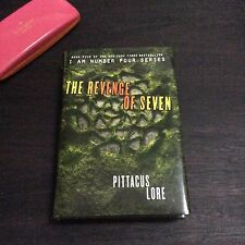 REVENGE OF SEVEN BY PITTACUS LORE (I am Number Four book series)