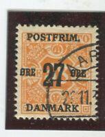 Denmark Stamps Scott #152 Used,Fine-VF+ (X6879N)