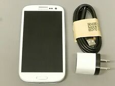 Samsung Galaxy S 3 SPH-L710 White 16GB (Sprint) Smartphone (Locked) ESN Clean