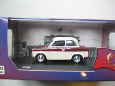 Trabant P50 Limousine Red and Beige 1958 IST 029  Model Car 1/43