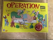 MB Operation Skill  Board Game