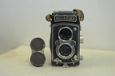 Rolleiflex 3.5 MX Automat ( K4A ) Opton-Tessar with Cap & Strap TLR Camera
