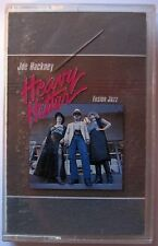 Joe Hackney - Heavy Hitter Jazz Fusion Cassette Tape