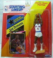 1992  JOE DUMARS - Starting Lineup - SLU - Sports Figurine - Detroit Pistons