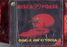 99 POSSE-GUAI A CHI TOCCA TIMBRO SIAE' CD NUOVO SIGILLATO